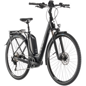 Cube Touring Hybrid Pro 500 Easy Entry, black'n'white